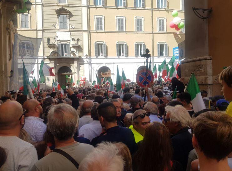 Manifestazione-Roma-9-settembre2019-Millarte2