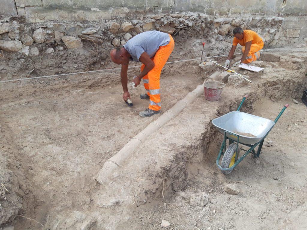 Melucci-artiglieria-scavi