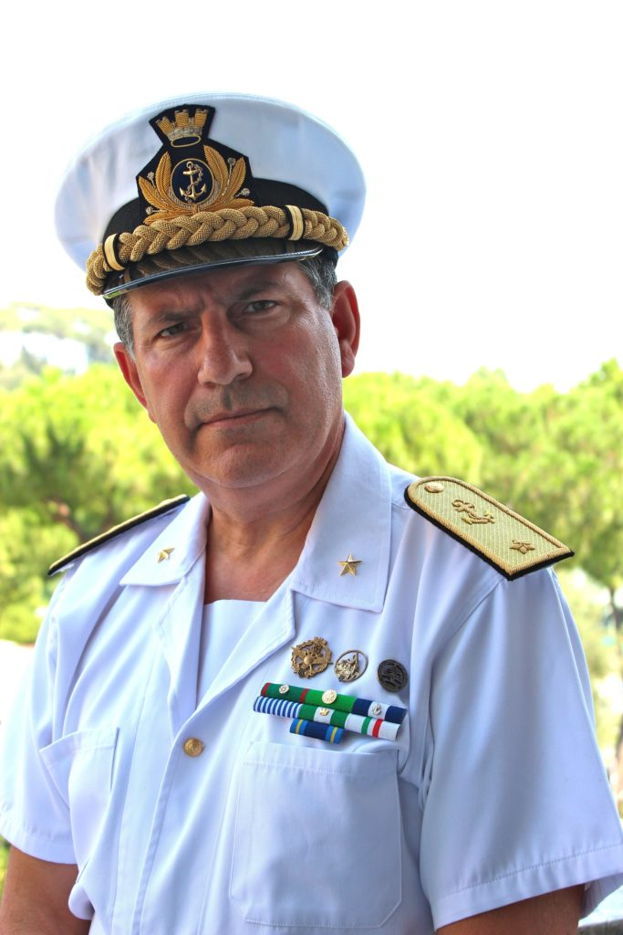 Ammiraglio Salvatore Vitiello